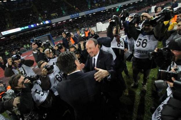 Foto Napoli 4-2 Inter