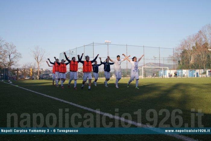Napoli CF - Tavagnacco