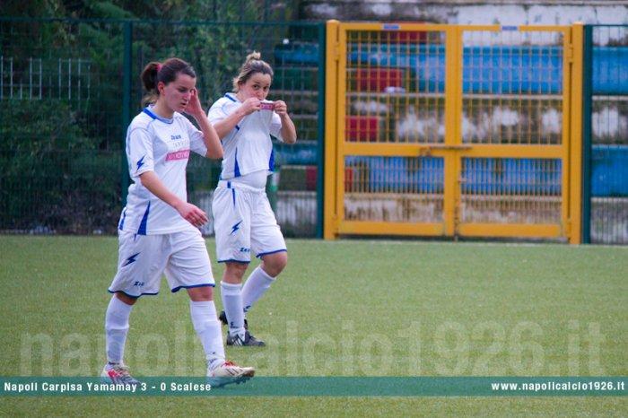 Napoli CF 3 - 0 Scalese