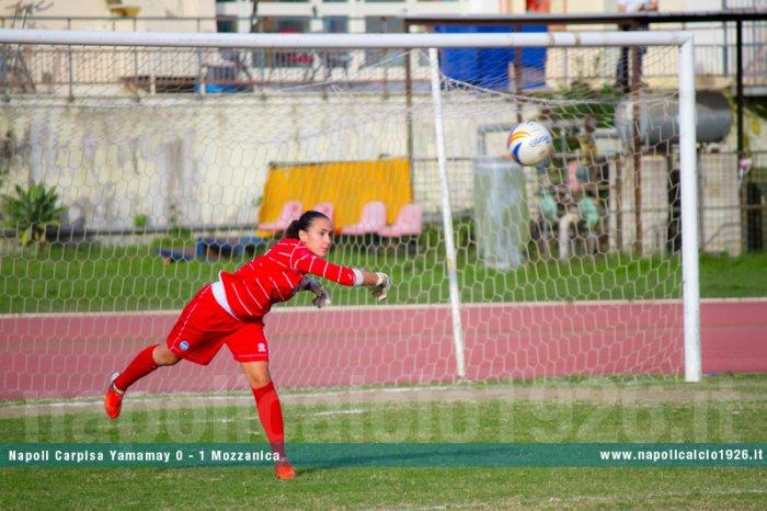 Napoli CF - Mozzanica 0-1