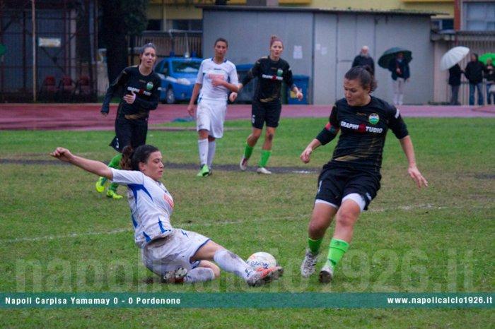 Napoli CF 0 - 0 Pordenone